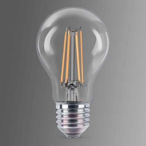 E27 7W 827 filamentti-LED-lamppu