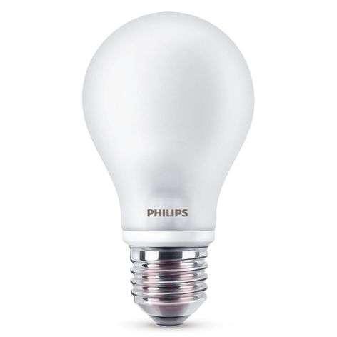 E27 A60 -LED-lamppu 7 W, 2700 K, matta