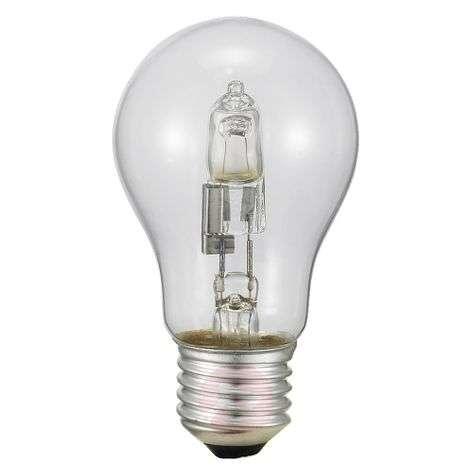 E27 halogeenilamppu, kirkas