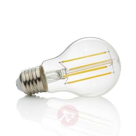 E27-LED-filamenttilamppu 7 W 806 lm 2700 K kirkas
