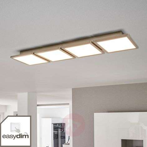 Easydim-kattovalaisin Aileen, 4-lamppuinen, LED