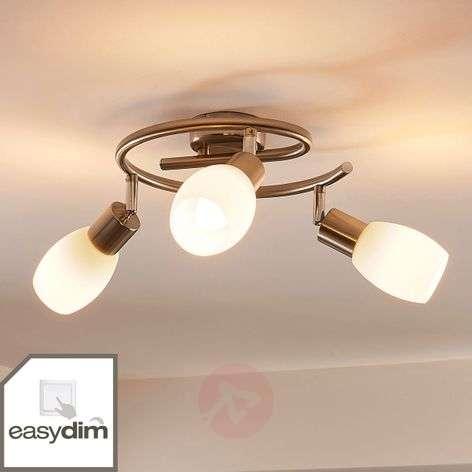 Easydim-LED-kattorondell Arda, 3 lamppua