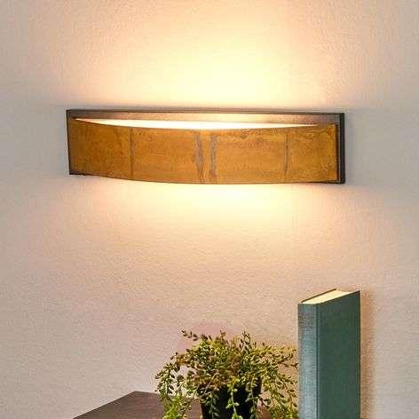 Eksklusiivinen LOLA-seinävalaisin, ruskea
