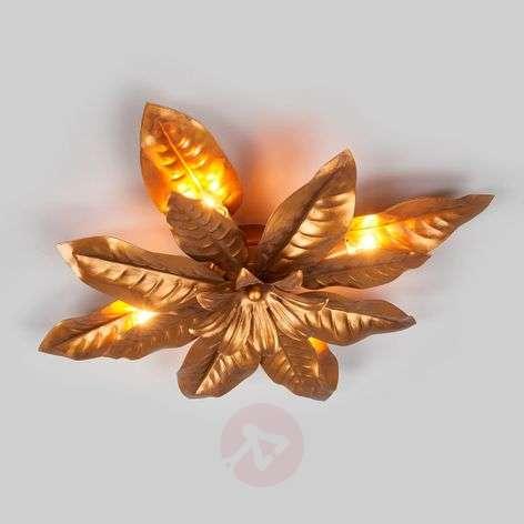 Ennennäkemättömän upea FLEURIA-kattovalaisin kulta-5505458-31