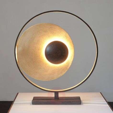 Ensiluokkainen design-LED-pöytävalaisin Satellite