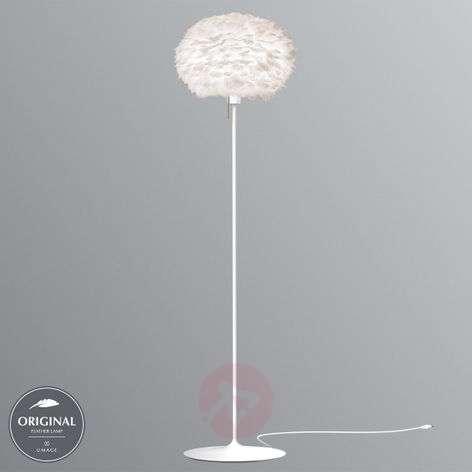 Eos – design-lattiavalaisin medium valkoinen