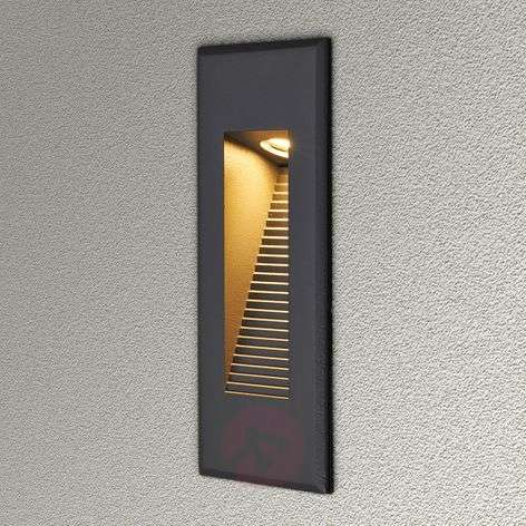 Epäsuoralla valolla Nuno-LED-seinävalaisin