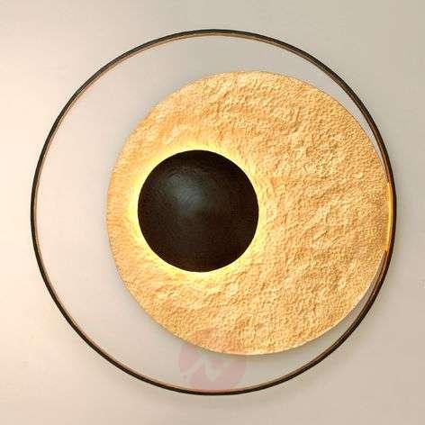 Epätavallinen seinävalaisin Satellite kulta