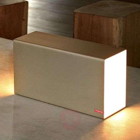Eraser 380 - ulosvedettävä pöytävalaisin samppanja