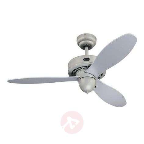 Erittäin hiljainen hopeinen Airplane-tuuletin