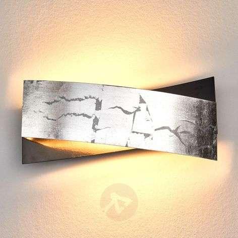 Erittäin sievä seinävalaisin ARLESTRA kulta/hopea
