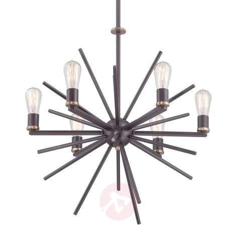 Erityinen kuuden lampun Carnegie-riippuvalaisin-3048273-31