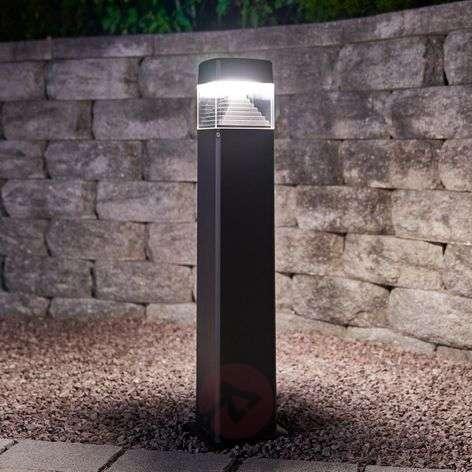 Ester 800 LED-pylväsvalaisin, musta