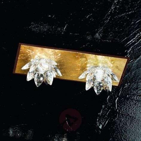 Fiore-kattovalaisin lehtikullalla ja kristallilla-5505543X-31