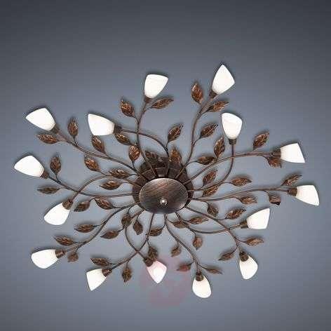 Firenzeläistyyl. kattovalaisin LED Jela ruoste ant-9004928-31