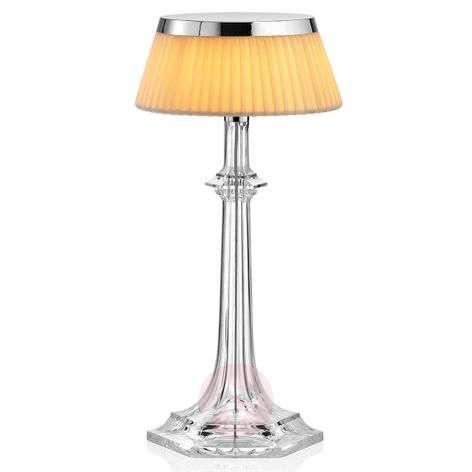 Flos Bon Jour Versailles Small pöytälamppu kromi