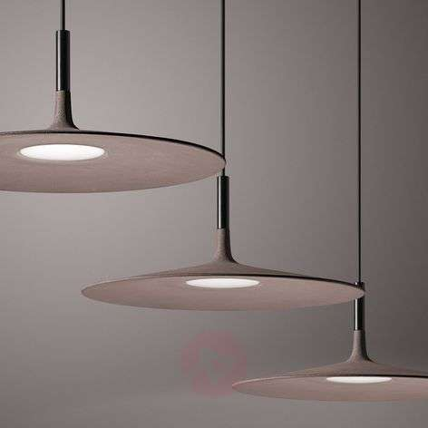 Foscarini MyLight Aplomb large harmaa