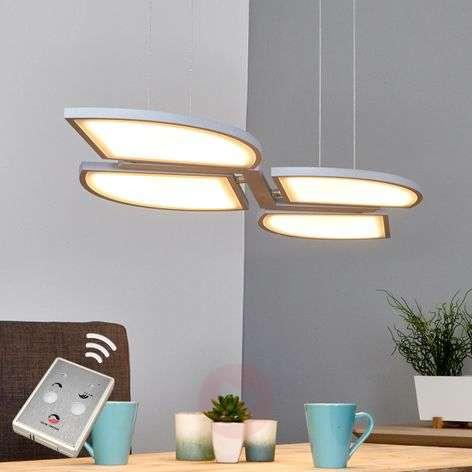 Funktionaalinen, moderni LED-riippuvalaisin Aurela