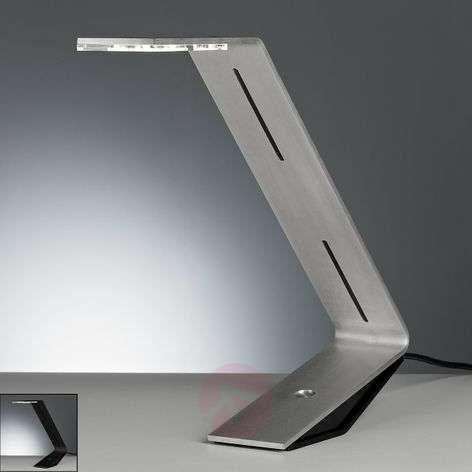 Futuristinen Flad-LED-pöytävalaisin