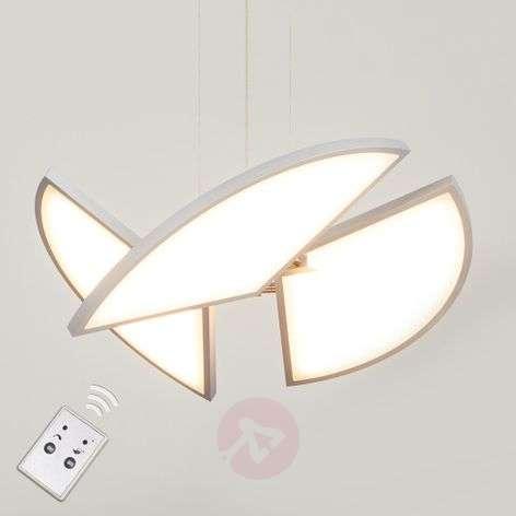 Futuristinen LED-riippuvalaisin Aurela