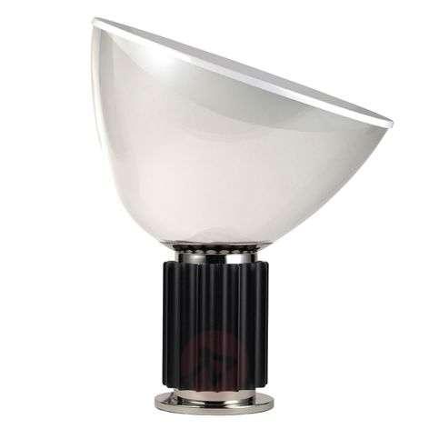 Futuristinen TACCIA-LED-pöytävalaisin