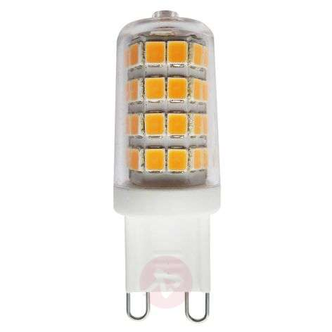 G9 3W 827 kaksikantainen LED-lamppu kirkas
