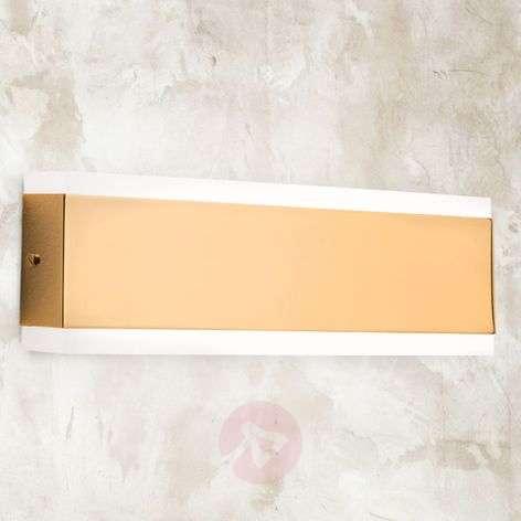 Garik – LED-seinävalaisin, kullanvärinen runko