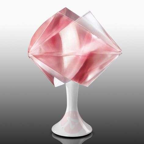 Gemmy Prisma - Rubiininpunainen pöytävalaisin