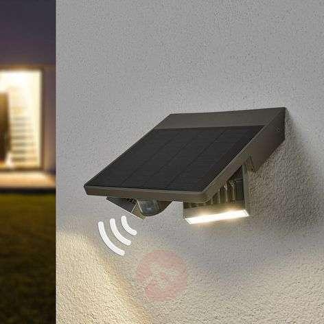 Ghost Solar – LED-ulkoseinävalaisin, liiketunn.