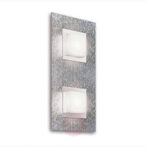 GROSSMANN Basic LED-seinälamppu, 2-lamppuinen