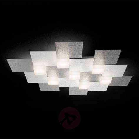 GROSSMANN Creo LED-kattovalaisin 7-lampp.