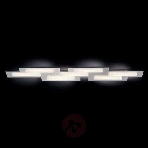 GROSSMANN Fis LED-kattovalaisin, geometrinen muoto