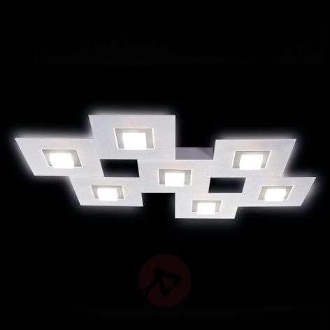 GROSSMANN Karree LED-kattovalaisin, 7-lampp.