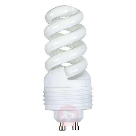 GU10 11 W energiansäästölamppu 827 lämminvalkoinen