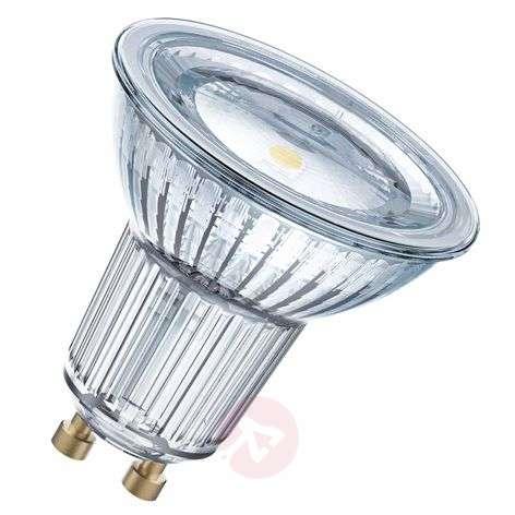 GU10 3,6W 827 LED-lasiheijastinlamppu Star 120°