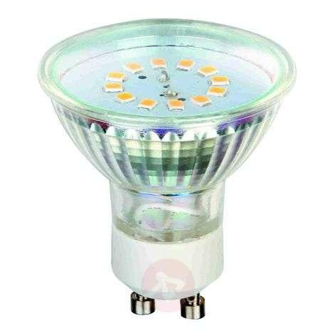 GU10 3W 827 LED-heijastinlamppu 120° 2kpl