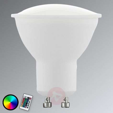 GU10 4W 830 LED-heijastinlamppu RGBW