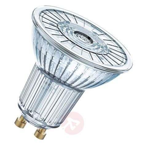 GU10 5,5W 827 LED-lasiheijastinl. Superstar 36°