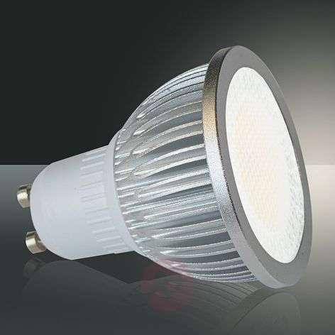 GU10 5W 830 voltin led-heijastinvalaisin, 90°
