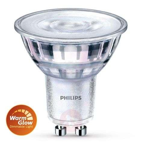 GU10 5 W HV LED-heijastinlamppu 36° WarmGlow