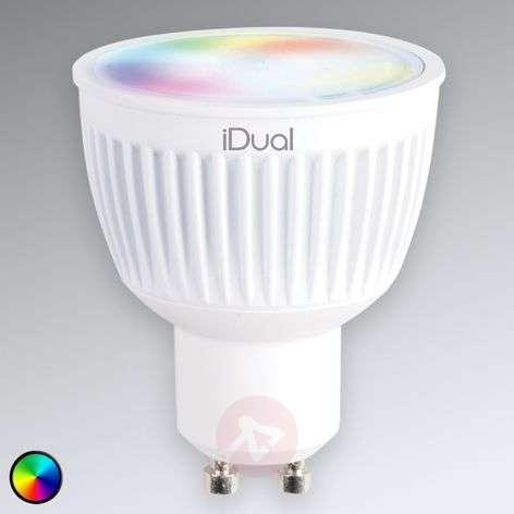 GU10 iDual LED-lamppu, ilman kaukosäädintä