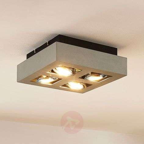 GU10-kohdevalaisin Vince LED-lampuilla