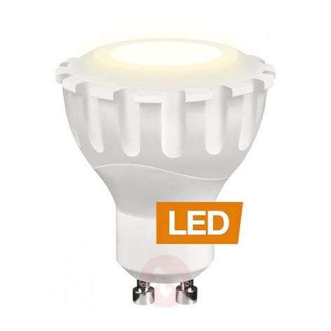 GU10 MR16 8W 827 led-heijastinlamppu 35°