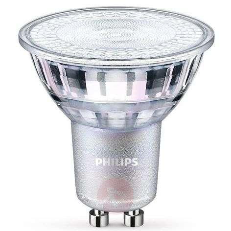 GU10 PAR16 -LED-heijastinlamppu 7W, 2700 K, himm.
