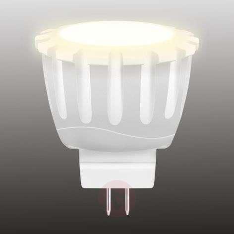 GU4 MR11 4W 827 LED-heijastinlamppu 30°, himmenn.