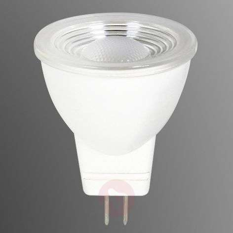 GU4 MR11 4W 830 LED-heijastin HELSO 60°
