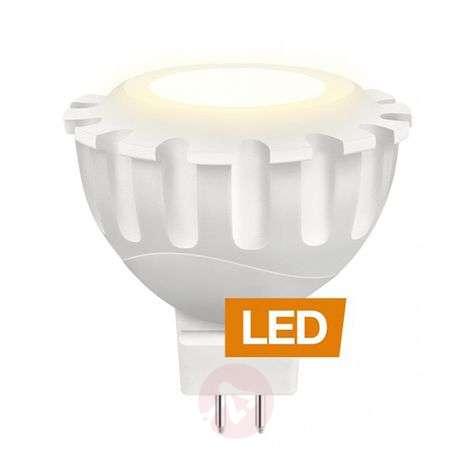 GU5, 3 MR16 8W 827 LED-heijastinlamppu 35°, ei him