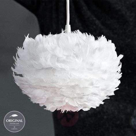 Hanhensulkia – riippuvalaisin Eos micro, valkoinen