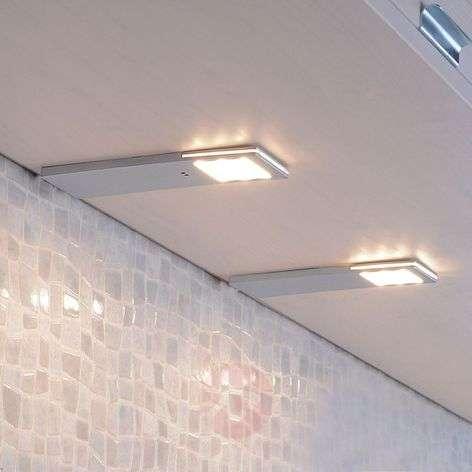 Helena – LED-kaapinalusvalaisin, tunnistin, 2kpl