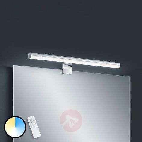Helestra Gaia LED-peililamppu kaukosäätimellä